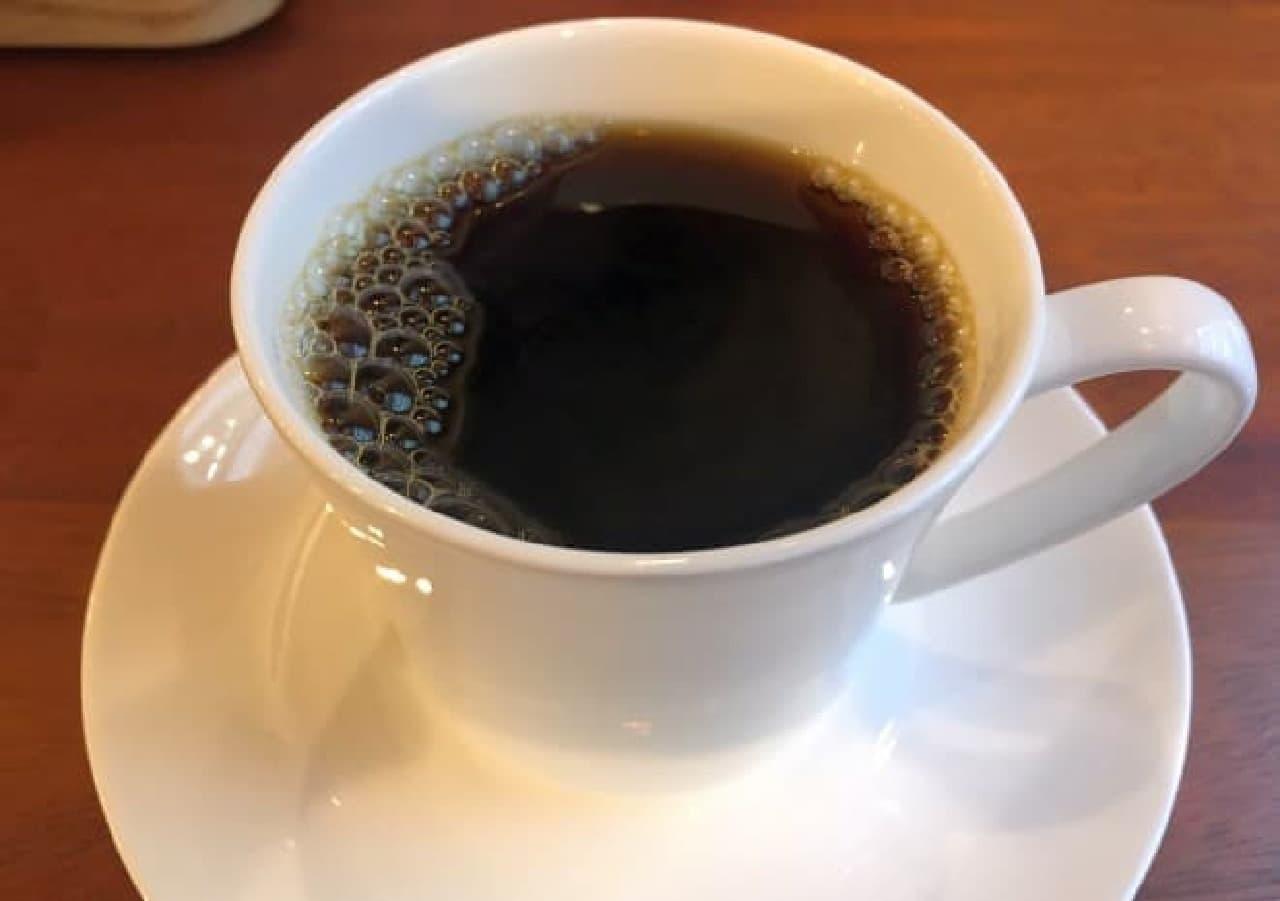 カフェ・オーレ「本日のコーヒー」