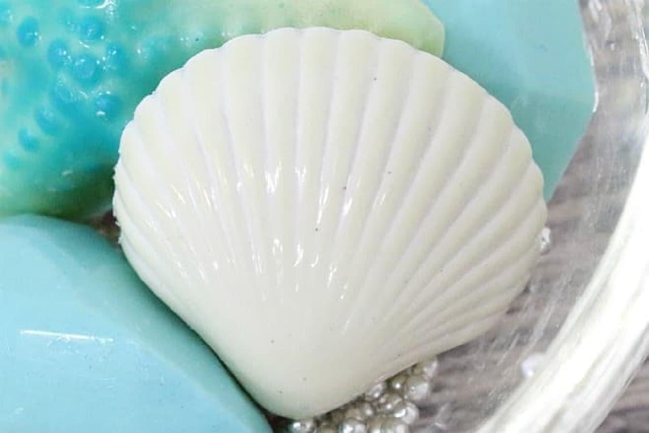 チョコレート サロン タカナワ「Sea Jewelryショコラ」