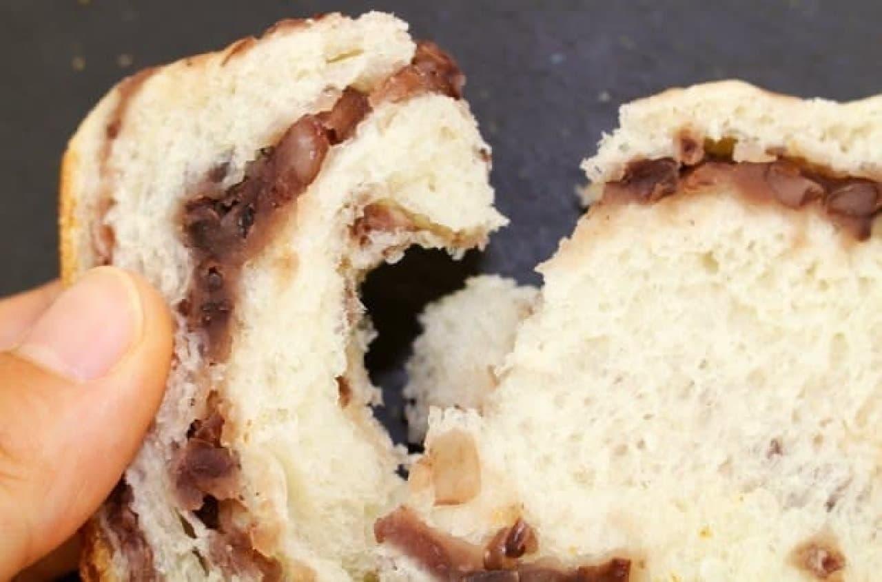 セブン-イレブン「あん食パン」