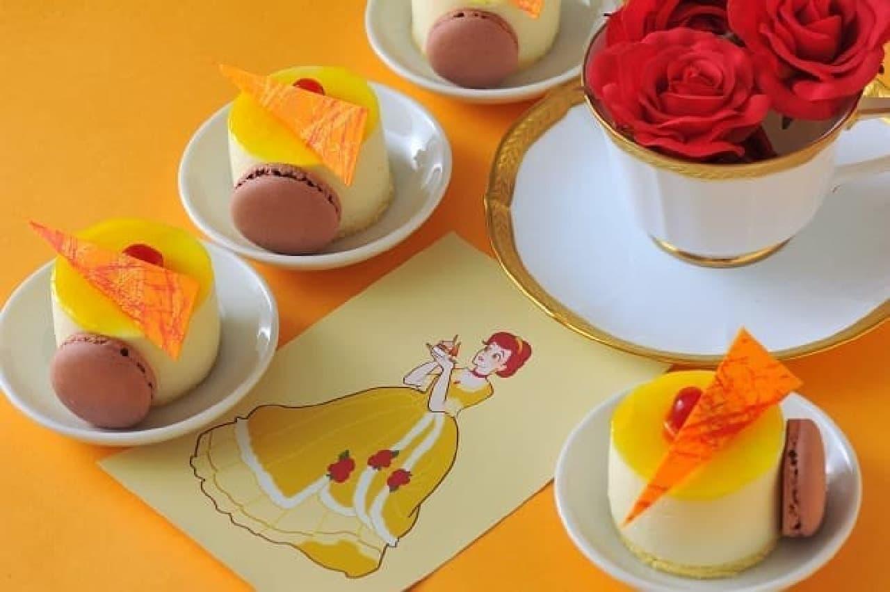 ヒルトン名古屋のデザートブッフェ「プリンセスのお気に入り」