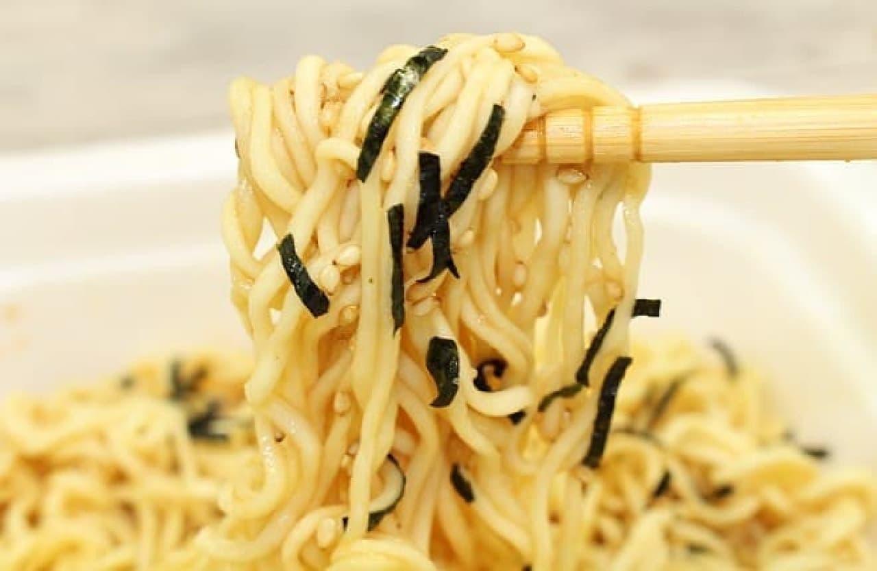 大黒食品「冷し中華 ごまだれ」