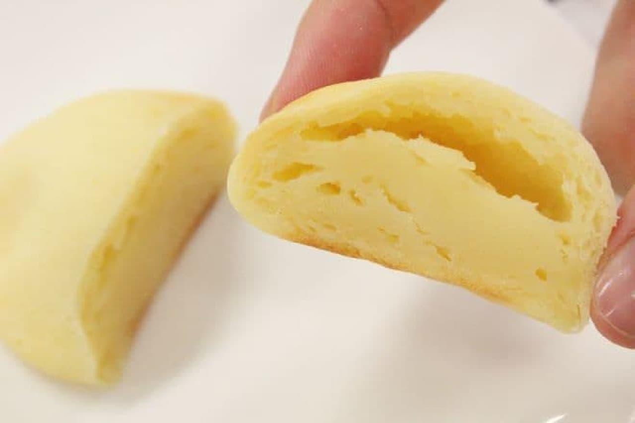 「ぽんで」のクリームチーズフレーバー