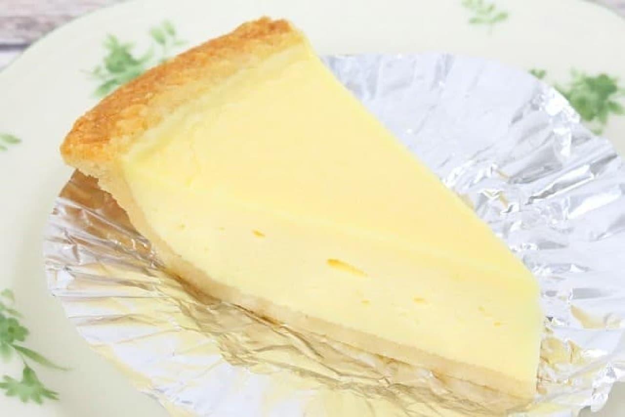 麻布チーズケーキ Cinq Cinq「麻布チーズケーキ」