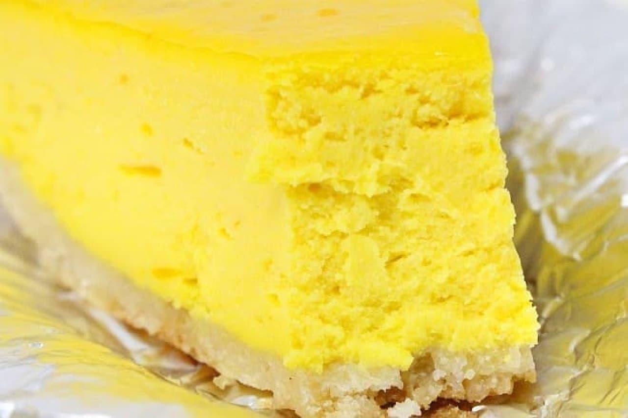 麻布チーズケーキ Cinq Cinq「かぼちゃチーズケーキ」