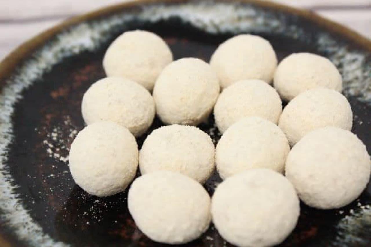 きなこ大豆は、ほろっと甘いきなこの風味がクセになる豆菓子