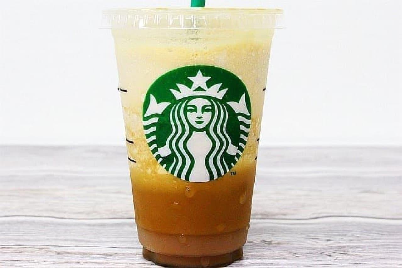 スターバックス「コーヒー フラペチーノ」