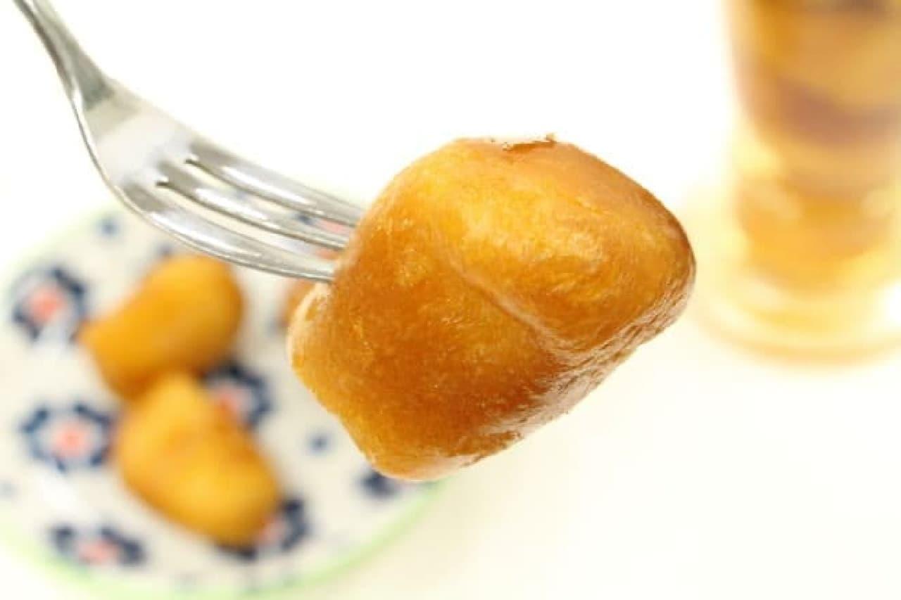 イタリア・ナポリのお菓子 ババ baba