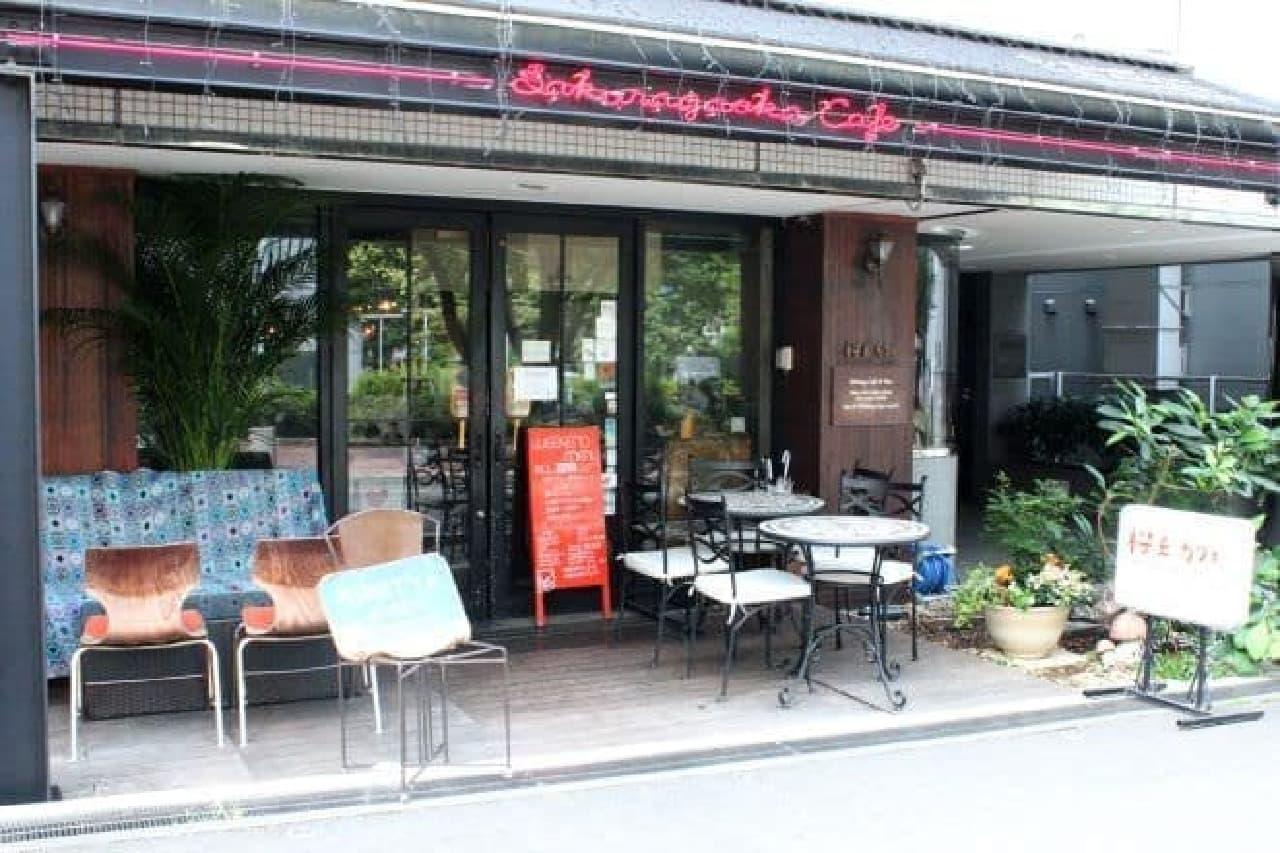 「桜丘カフェ」は渋谷にあるヤギがいるカフェ