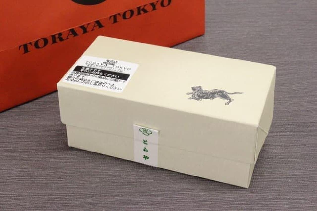 TORAYA TOKYO ポワールキャラメル羊羹