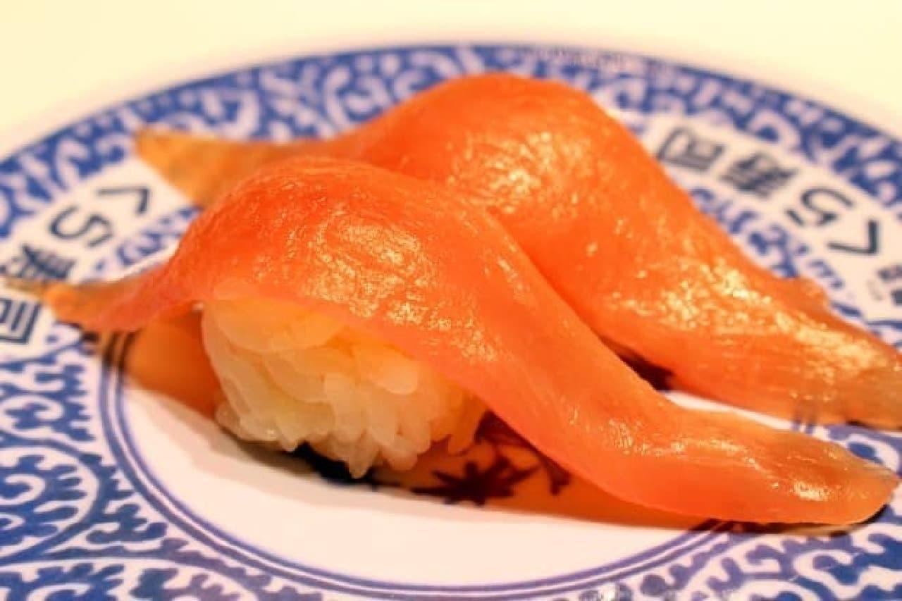 くら寿司「シャリプチ びんちょう赤身」