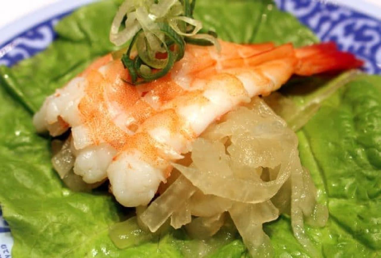 くら寿司初となる『糖質オフ』シリーズ