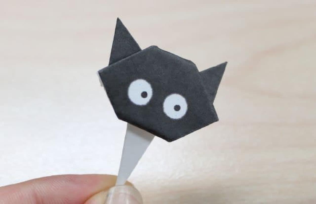 黒猫舎店主お手製の猫バッチ