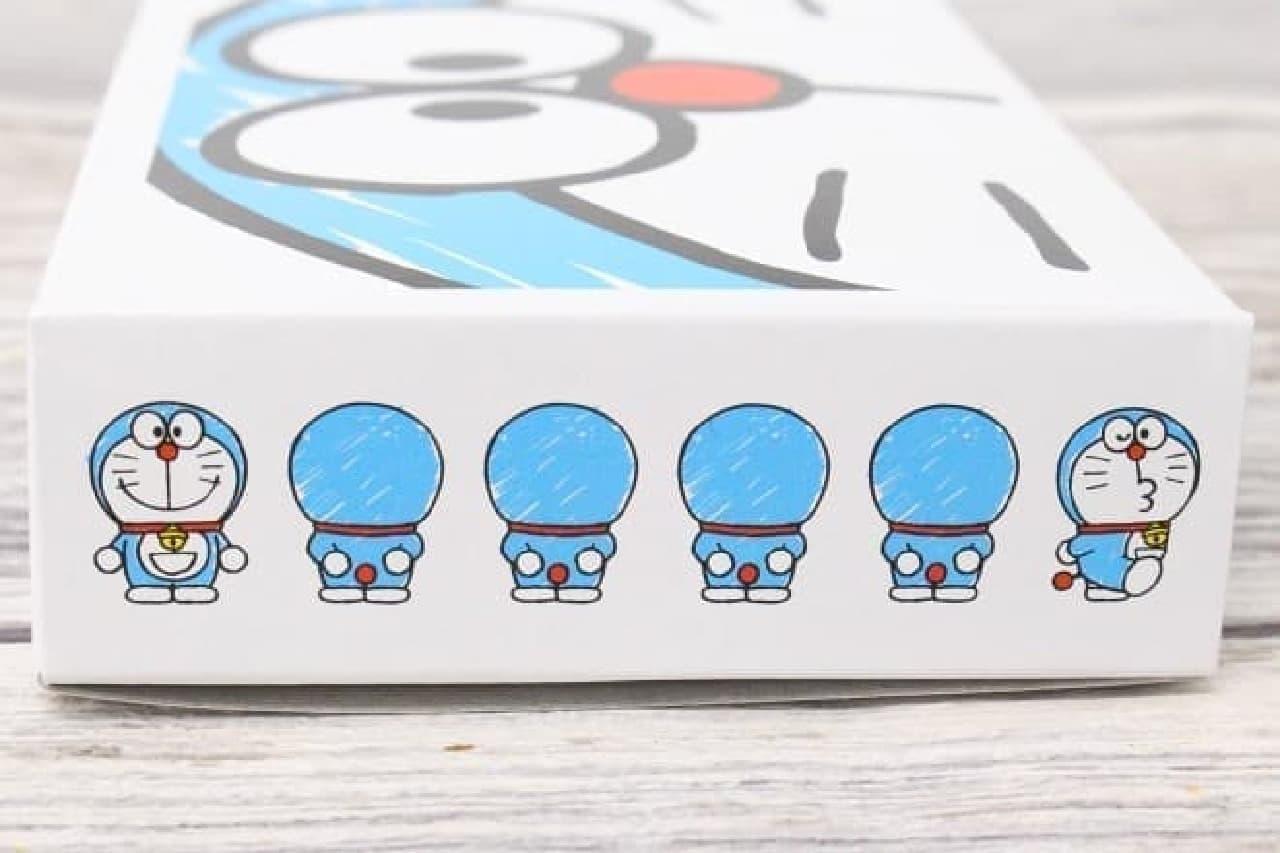 にわかせんぺい本舗 東雲堂「I'm Doraemon 二○加煎餅」