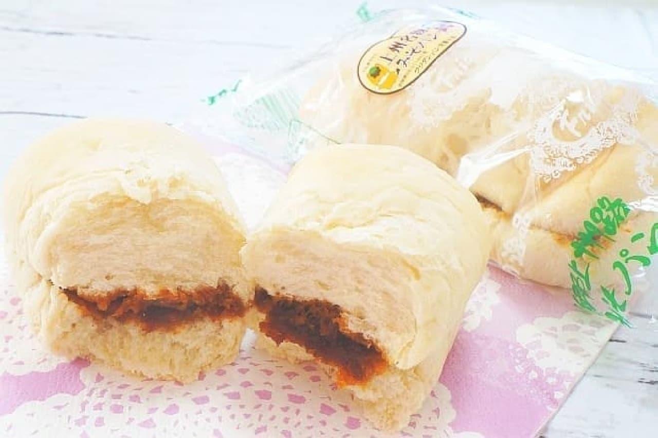 フリアンパン洋菓子店「みそパン」