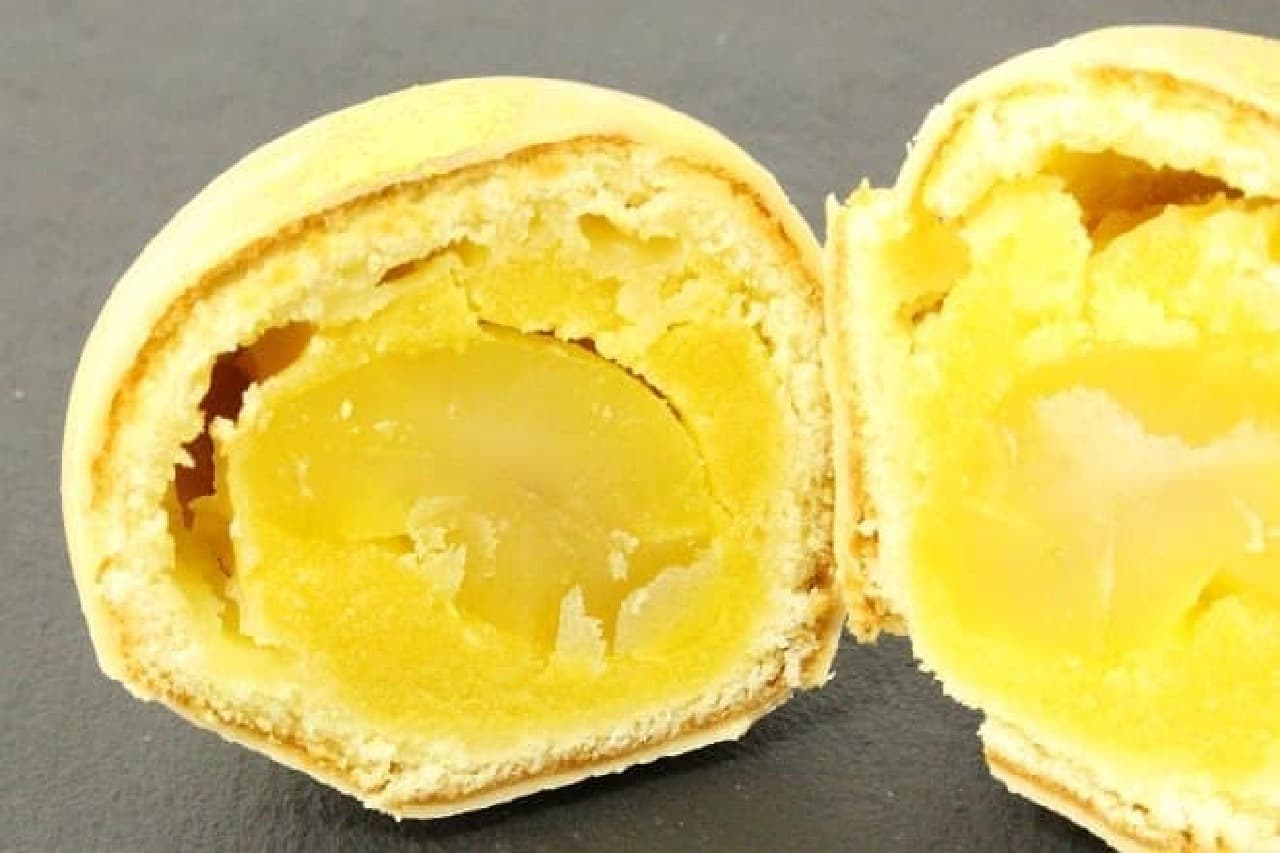 さいとう製菓「黄金かもめの玉子」
