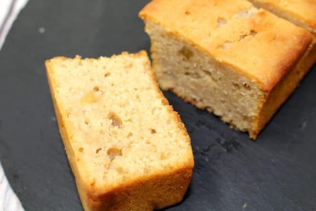 カルディ「オリジナルマロンケーキ」