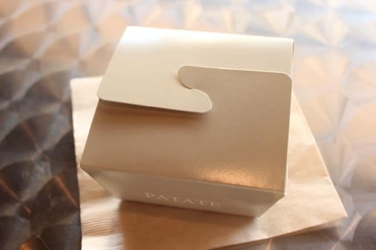 「ボロネーゼソースのニョッキ」が入ったボックス