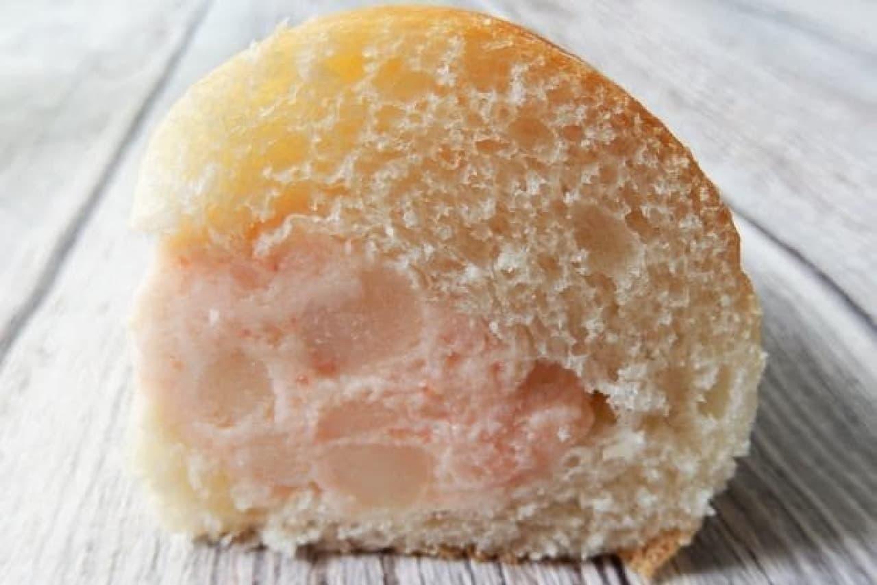 上野イアコッペのコッペパン タラモ
