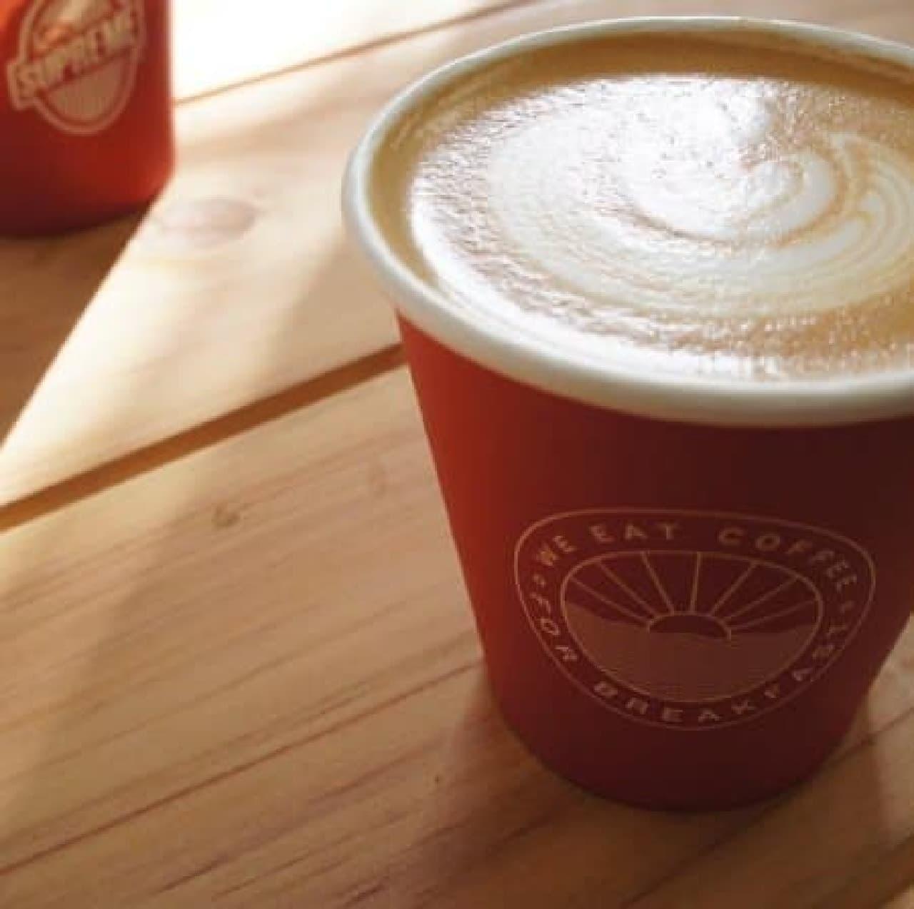 Coffee Supreme Tokyo(コーヒー・スプリーム・トウキョウ)