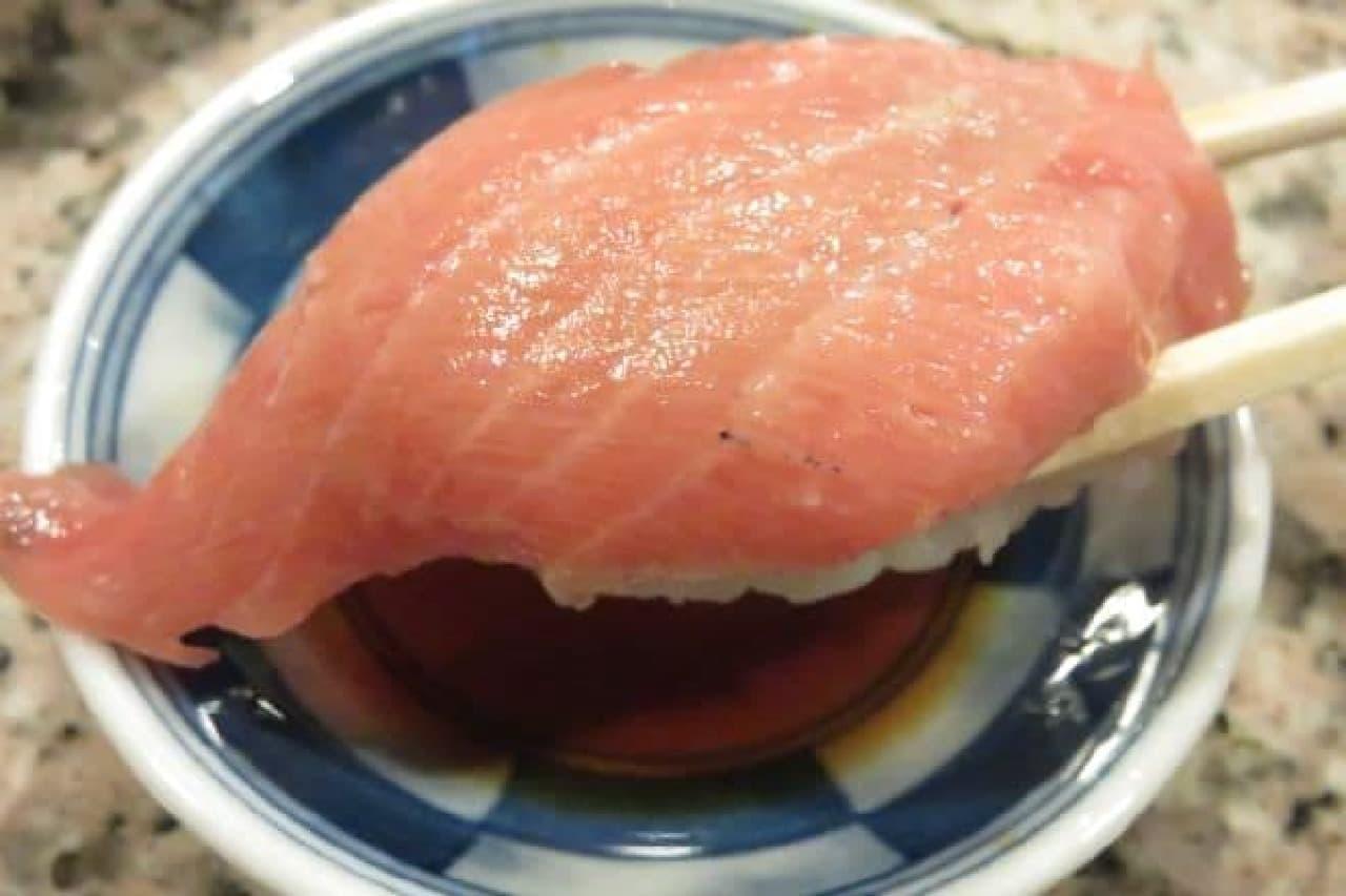 JR高田馬場駅から徒歩約1分でいける高コスパ寿司屋「幸寿司」の特選寿司