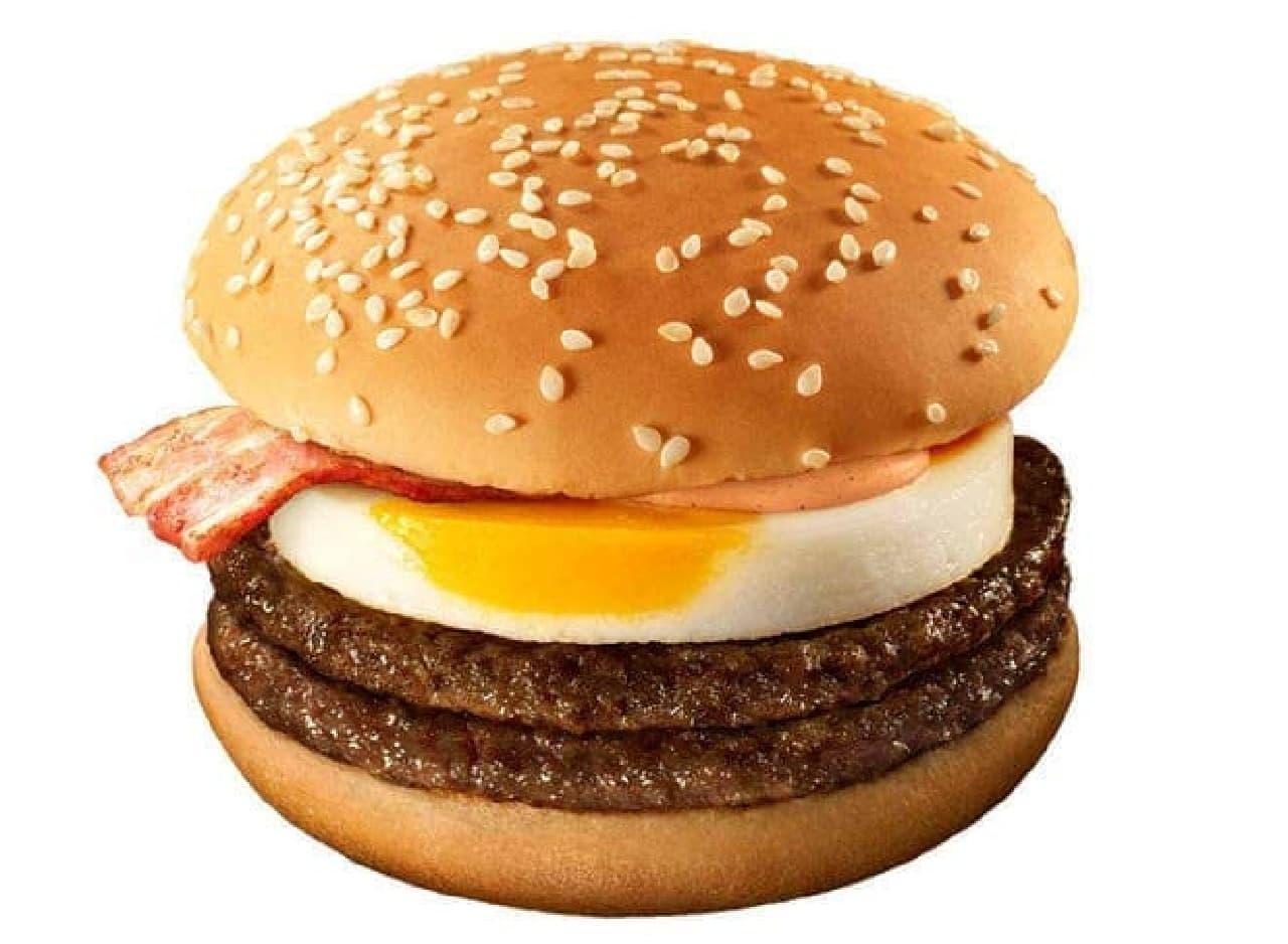 マクドナルド月食バーガー