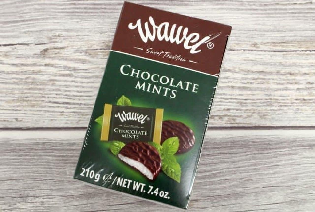 WAWEL(ヴァヴェル)の「チョコミント」