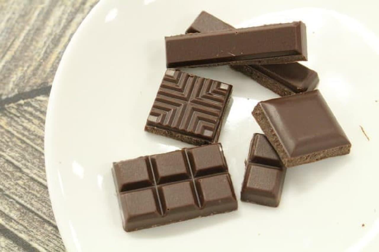 明治ザ・チョコレート 可憐に香る ブリリアントミルク