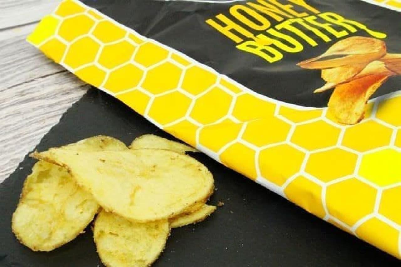 中目黒のサエコが選んだ「ハニーバターポテトチップス」