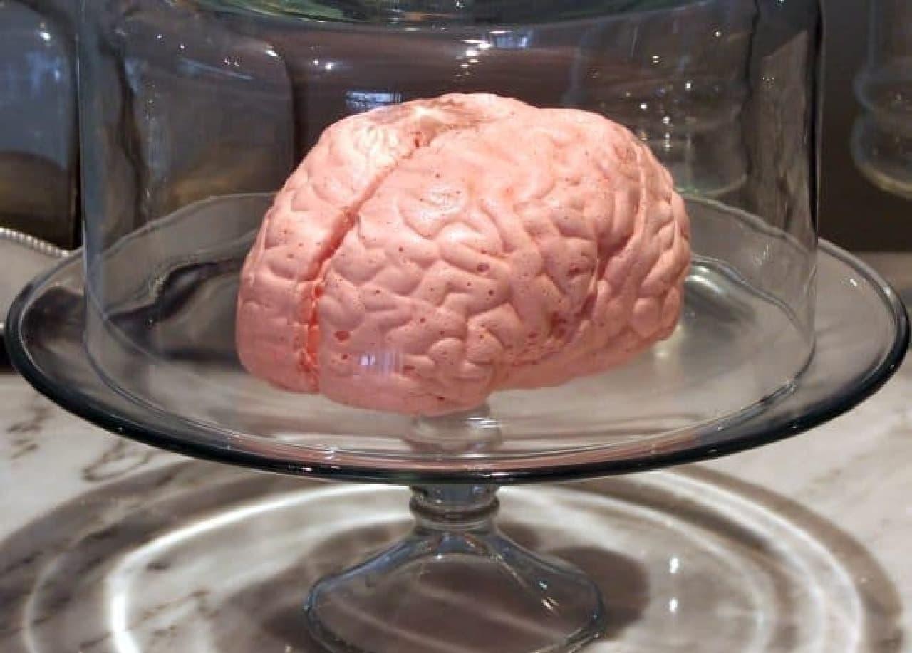 パパブブレ「実物大?!脳みそマシュマロ」