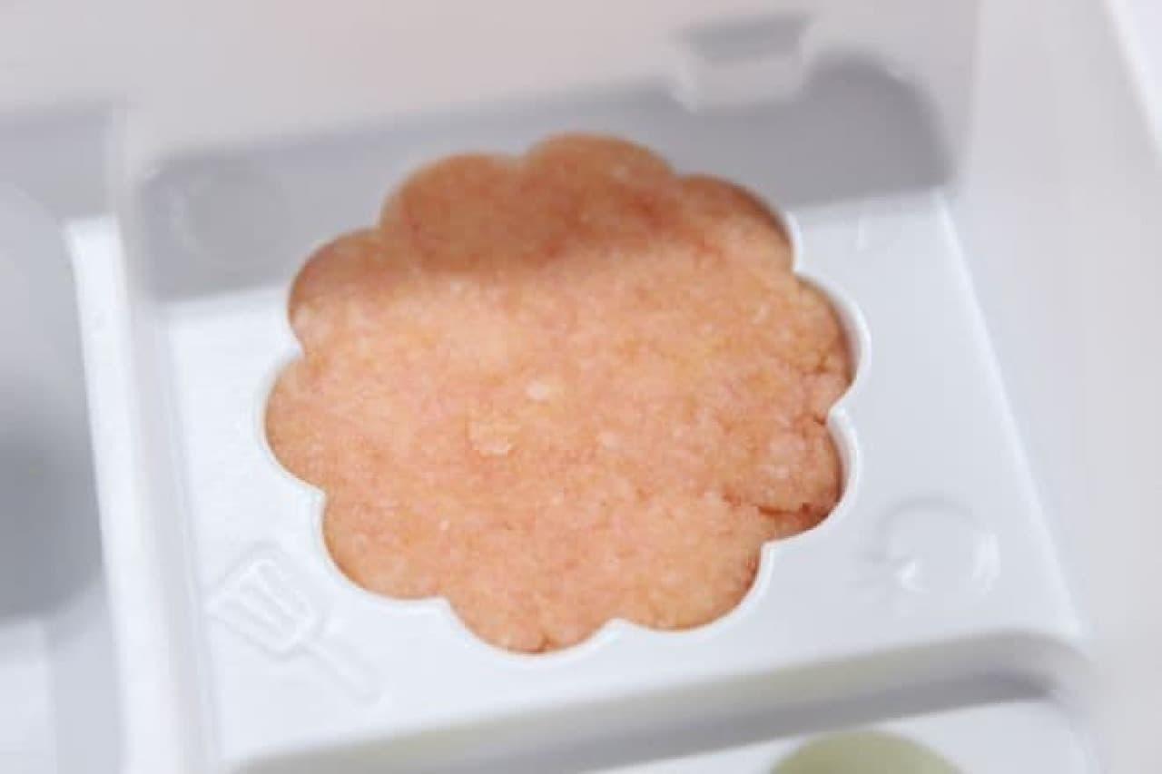 クラシエから販売されている知育菓子ポッピンクッキン・シリーズ「つくろう!おこさまランチ」のチキンライス作り