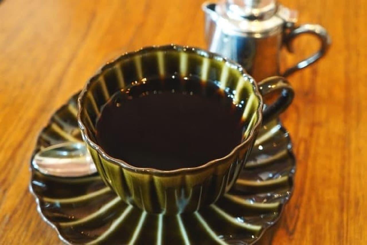 カフェ マメヒコ「深煎りグアテマラスイート」