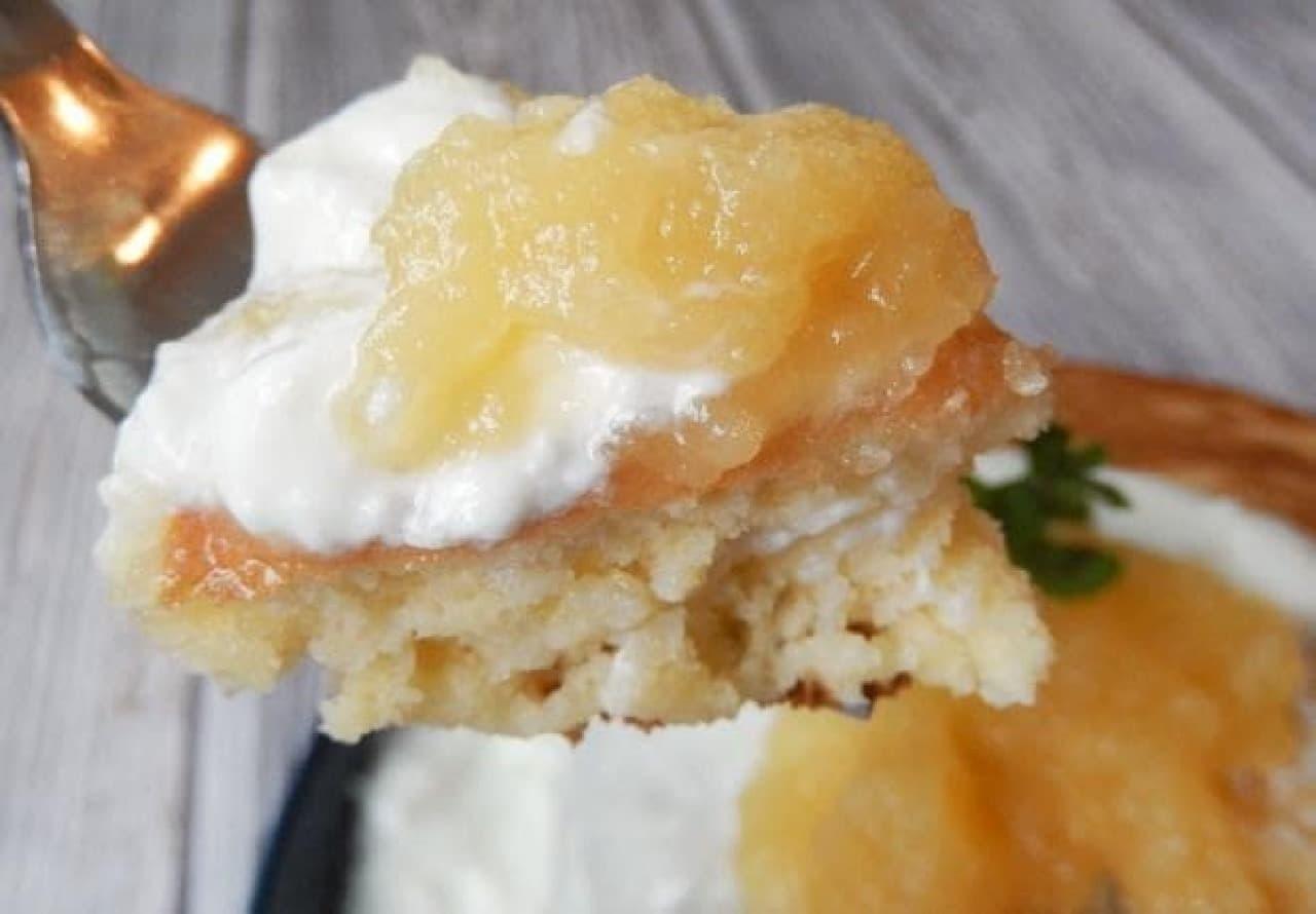 フルーツバター「りんご&バター」と「フルーツバター マロン」
