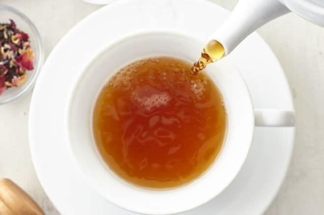 アフタヌーンティー・ティールームの紅茶