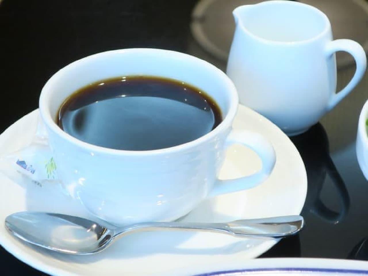 銀座木村家 コーヒー