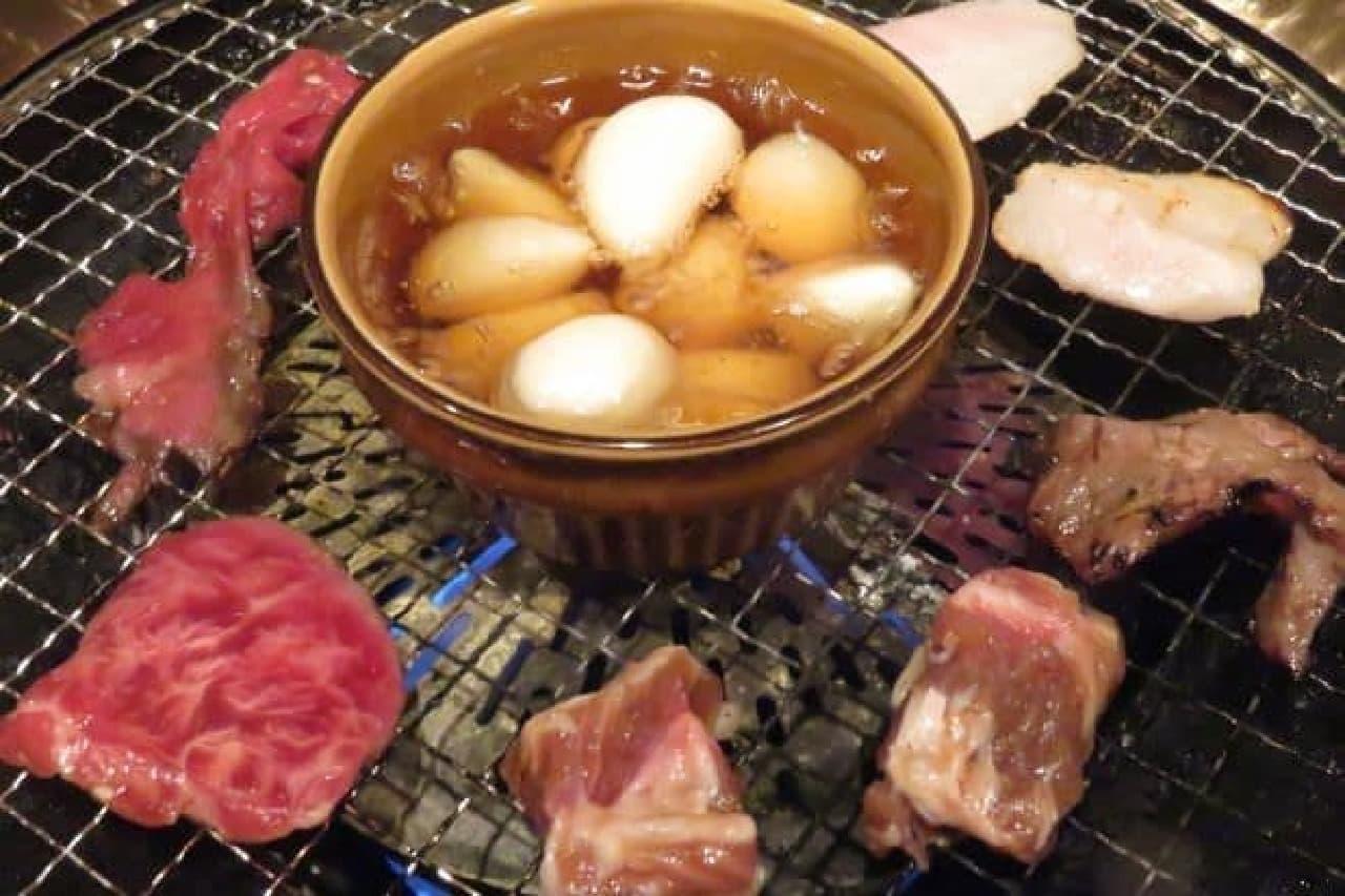 高田馬場「げんかや」の焼肉