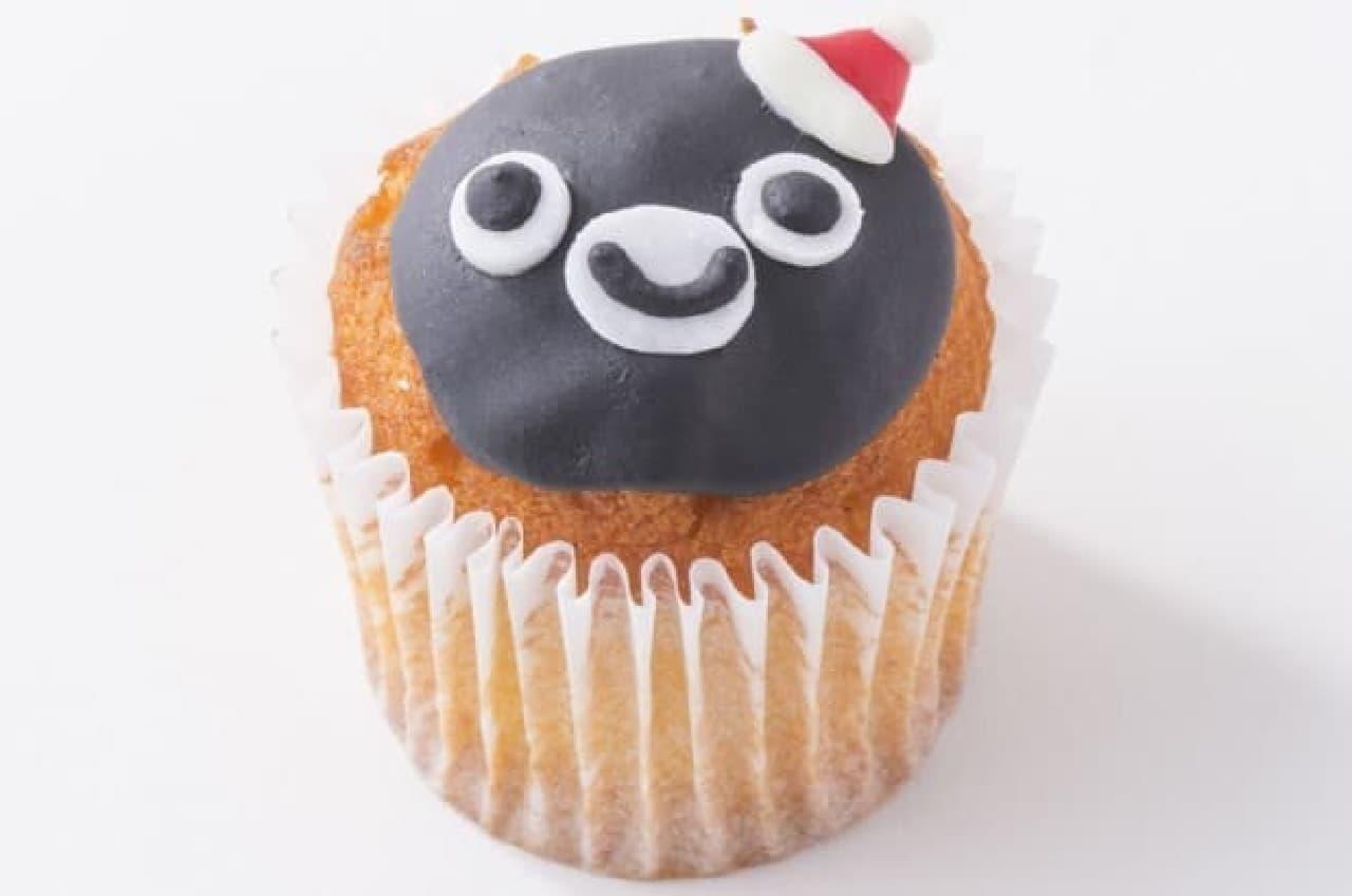 東京駅グランスタ まめや 金澤萬久「まめやのクリスマスケーキ〈Suica のペンギン〉」