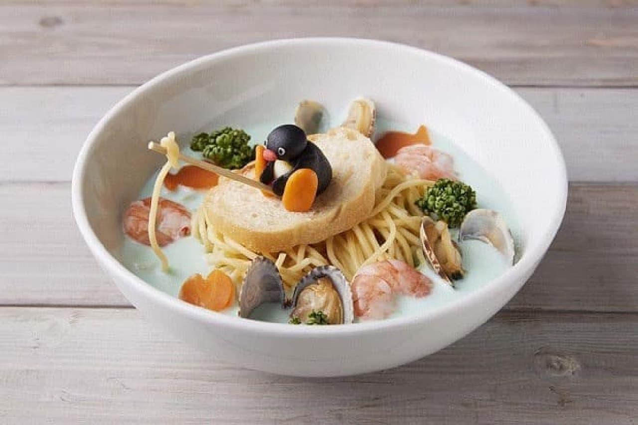Village Vanguard Cafe ルミネエスト新宿店「ピングーの魚つり」