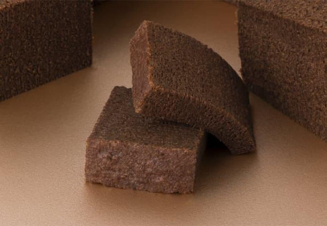ねんりん家「モア モイストバーム もっとしっとり芽 ショコラ」