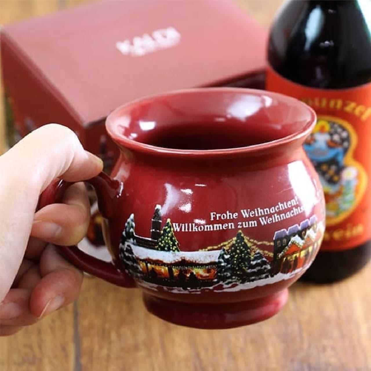 グリューワイン&グリューワインカップセット