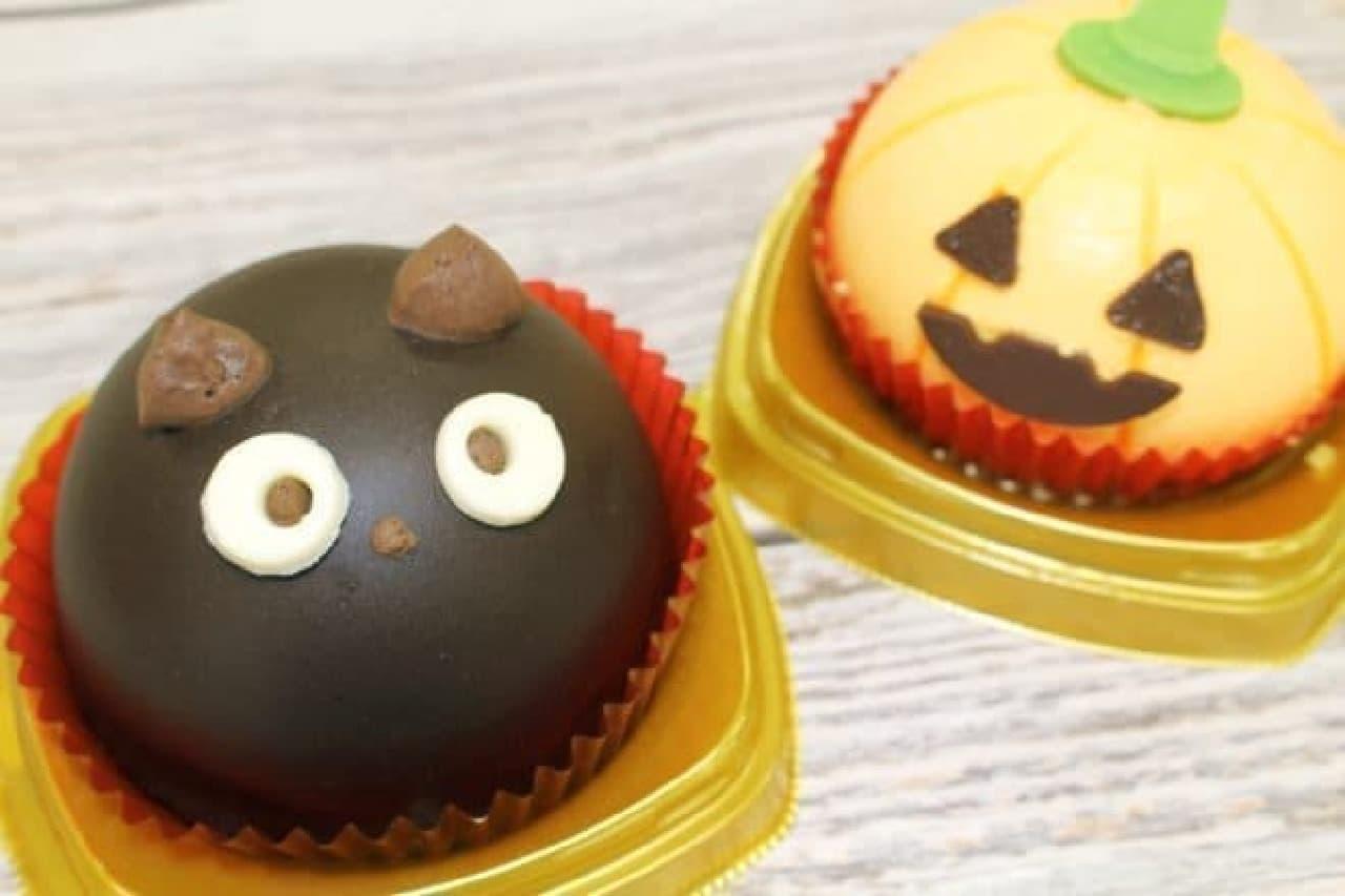 セブン-イレブン「黒猫チョコケーキ」