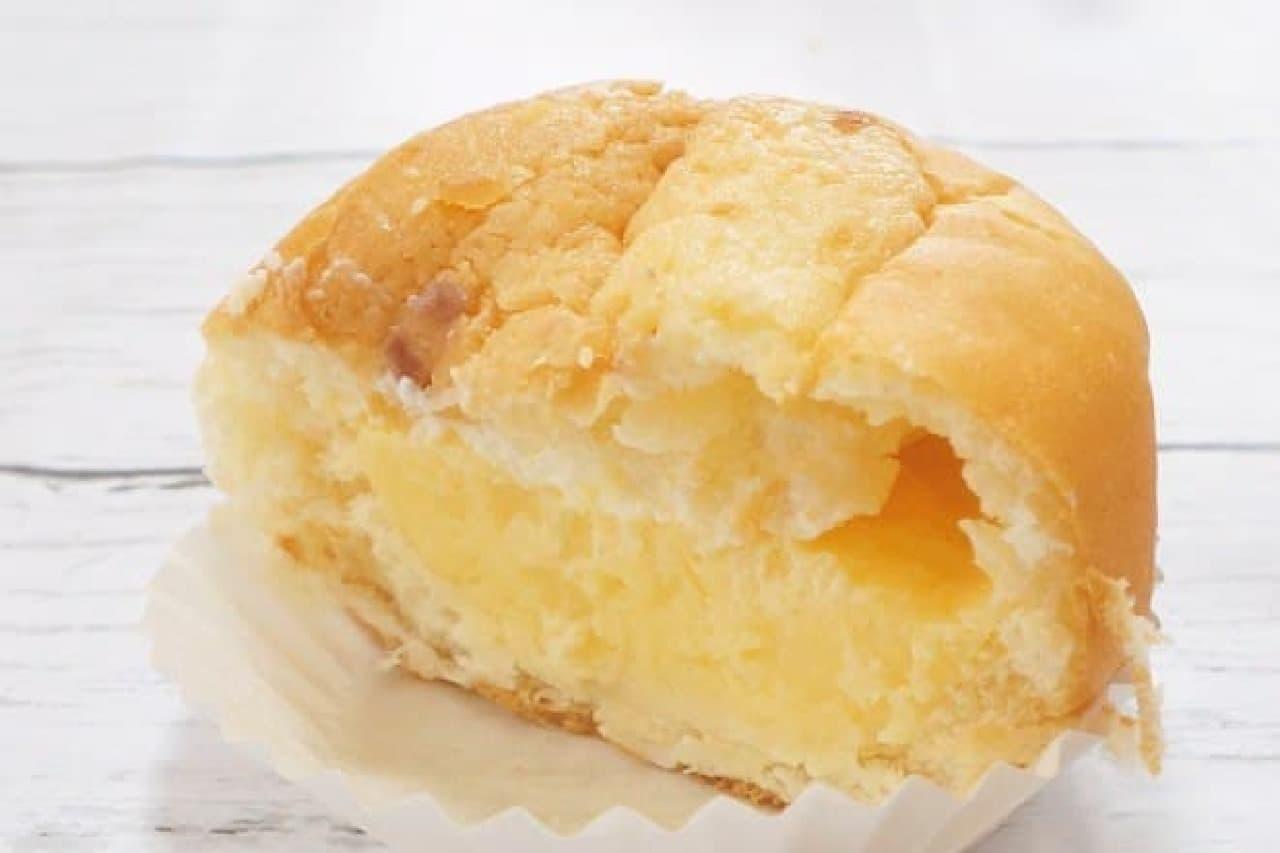 喜多屋「幻のダブルクリームパン」