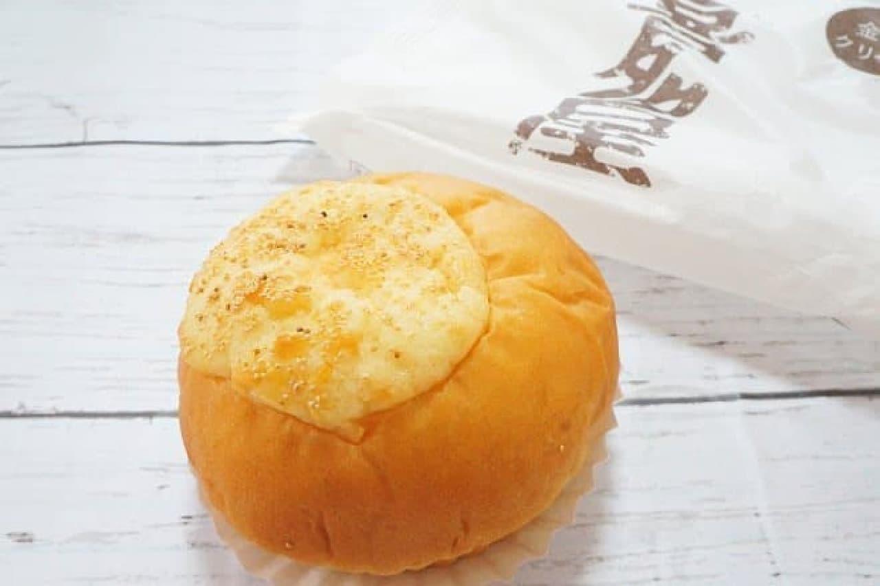 喜多屋「幻の金時クリームパン」