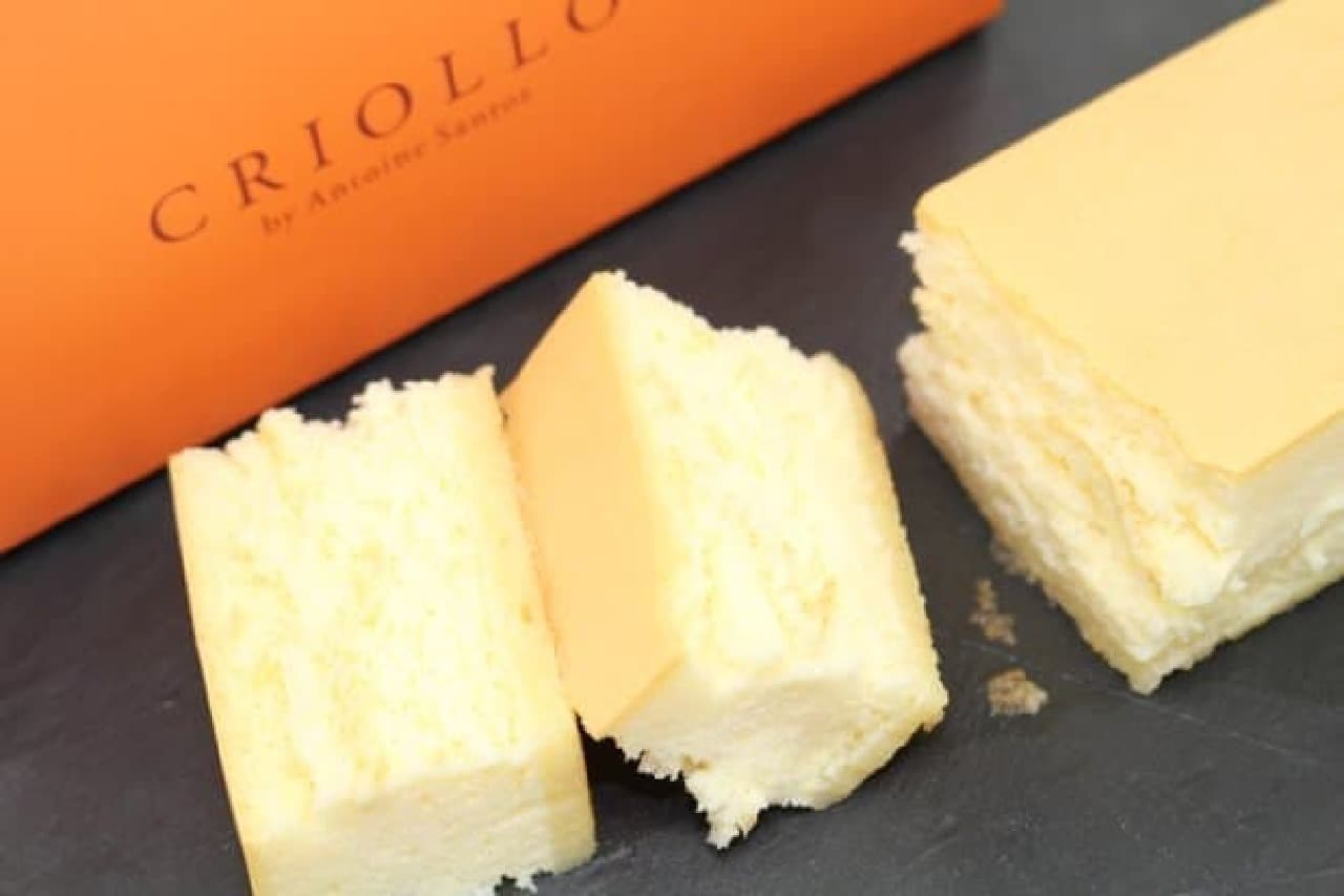 クリオロ「幻のチーズケーキ」