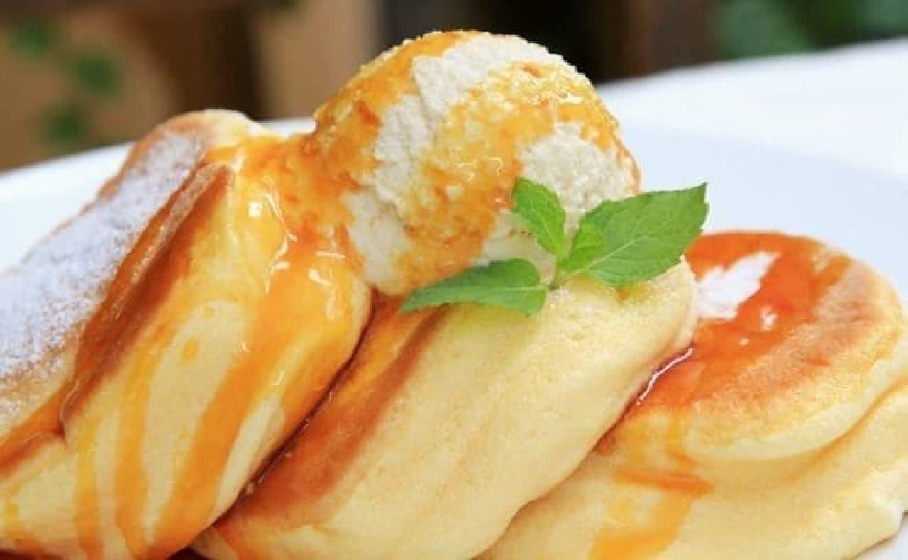 行列のできるパンケーキ専門店「幸せのパンケーキ」が埼玉県に初出店