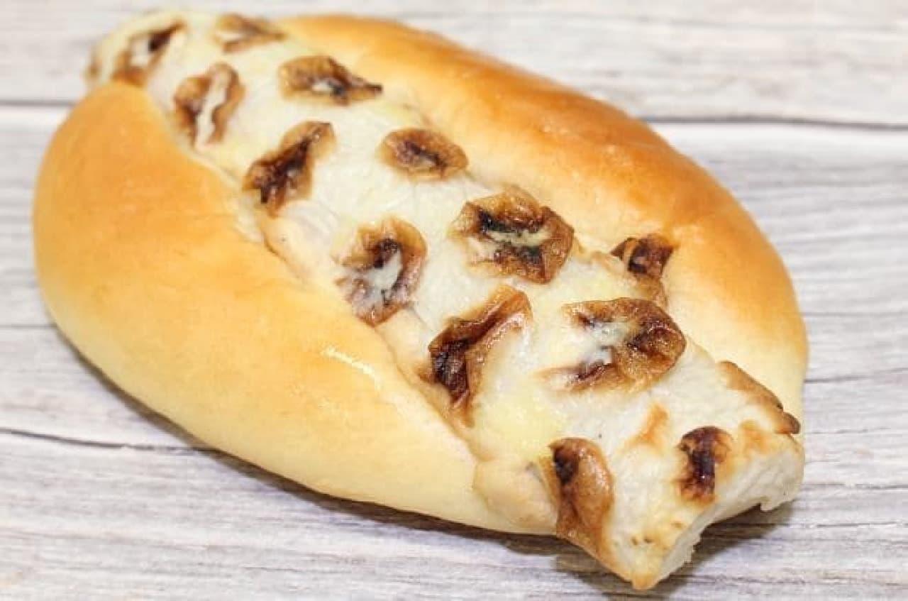 サンドイッチパーラーまつむら「ちくわドッグ」