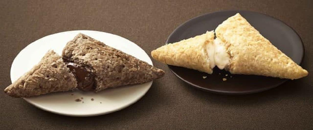 マクドナルド「三角チョコパイ」