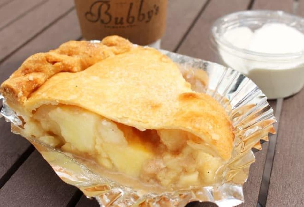 Bubby's(バビーズ)「マイルハイアップルパイ」