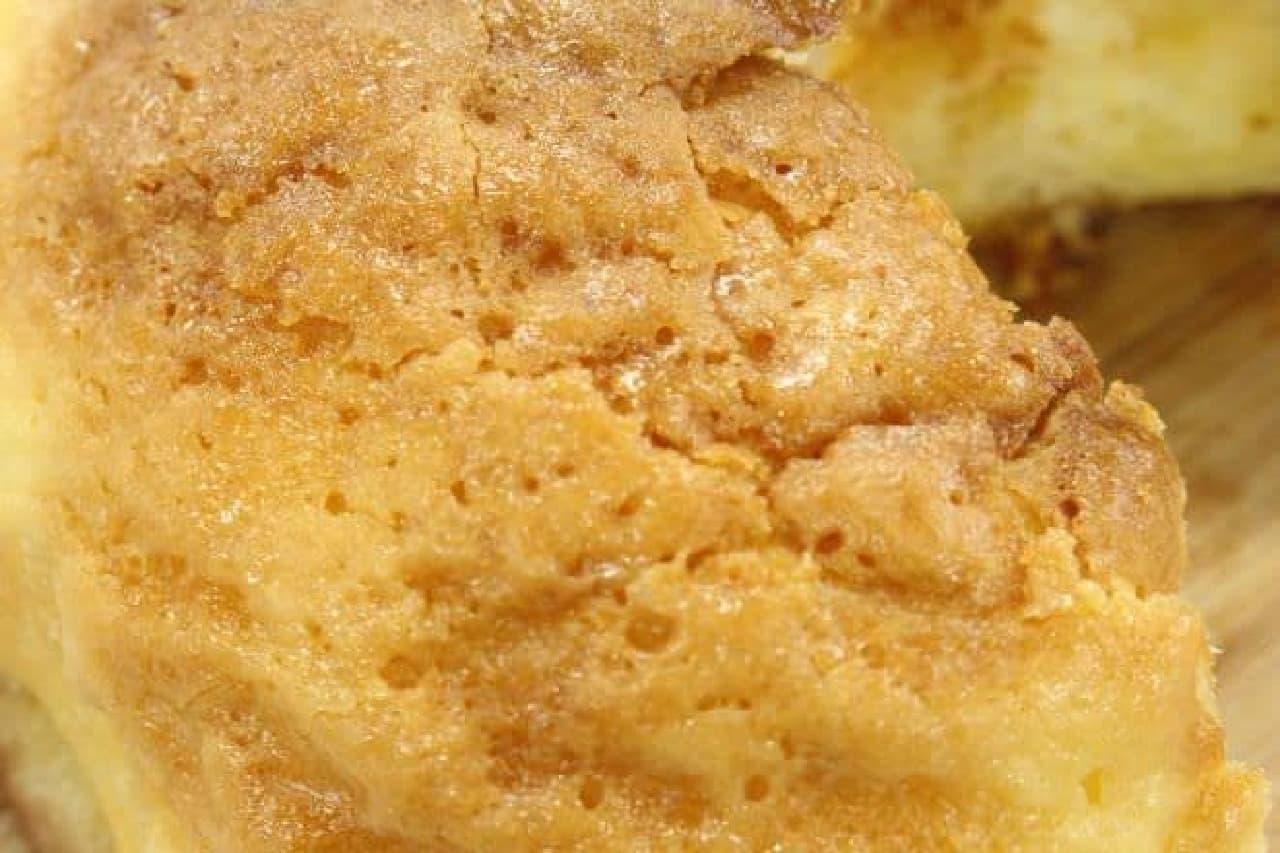 メープルメロンパンは、メープルバターが使用された人気NO.1のメロンパン
