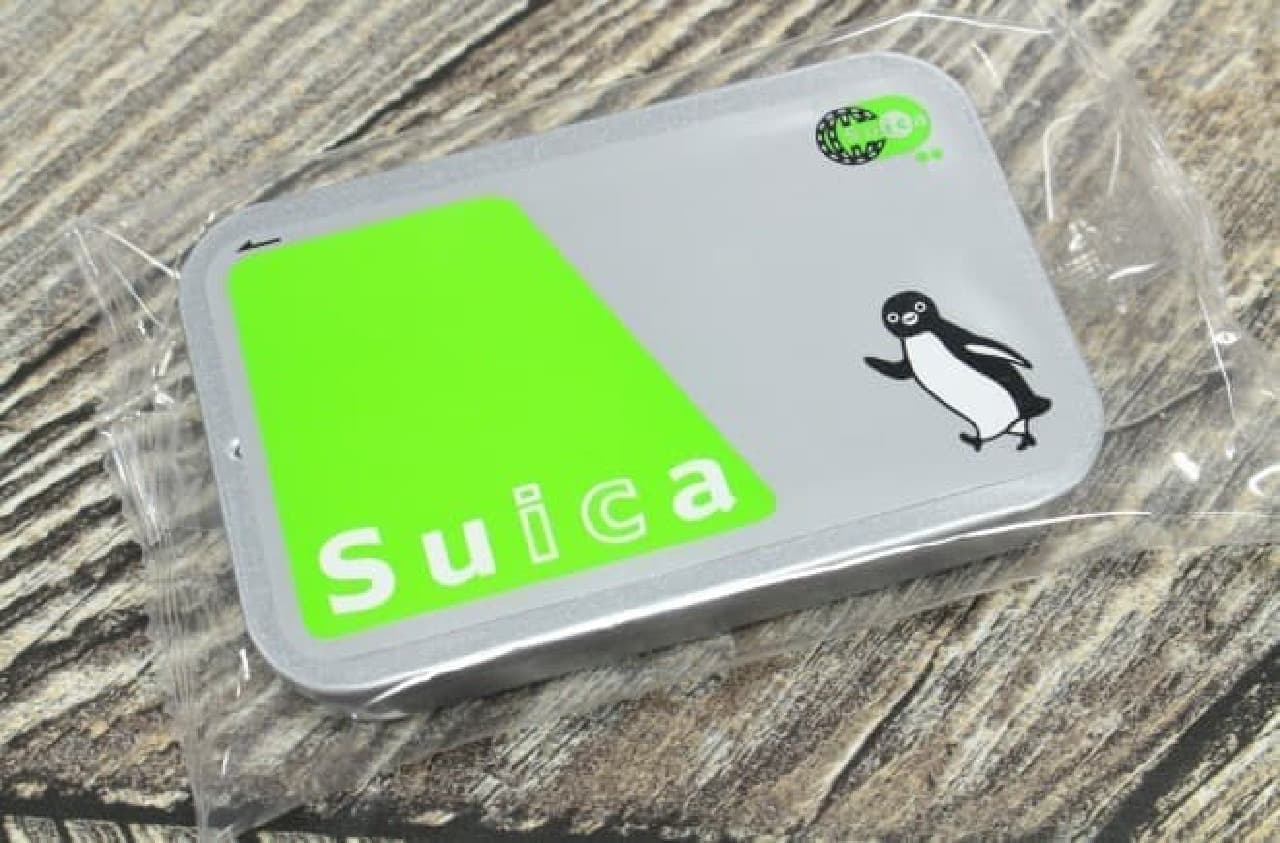Pensta by Suica(ペンスタ バイ スイカ)「アンファン プリントチョコレートSuica」