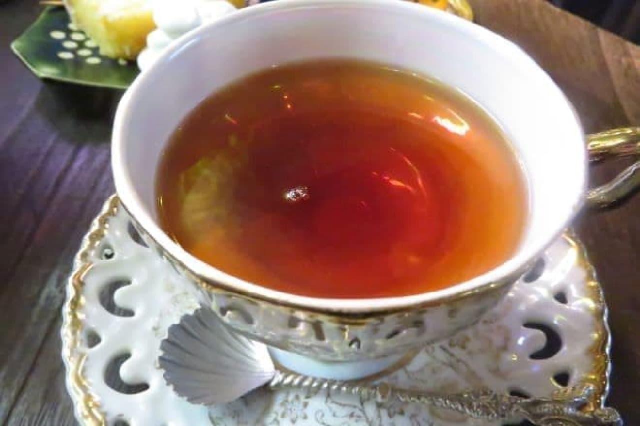 マロンの香りがする紅茶「スウィート・マロン」